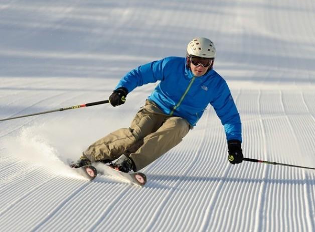 Параметры и обозначения на горных лыжах