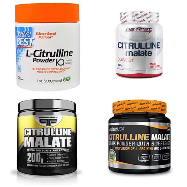 Как принимать цитруллин малат - Всё сам